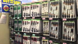 Harbor Freight Tools  A love affair