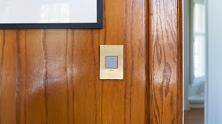Beautiful and Functional Touch Dimmer Light Switch
