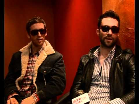 Maroon 5 interview on playing festivals
