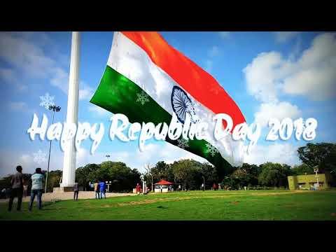 HAPPY REPUBLIC DAY 2018 || Best Republic Day WhatsApp status || Vande Mataram Song