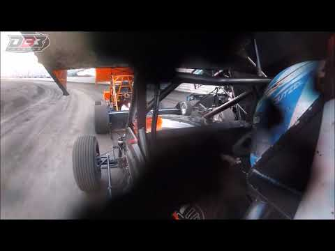 Knoxville Raceway ONBOARD 8|3|2017