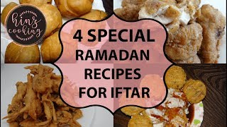 Top 4 Special Ramadan 2018 Recipes for Iftar - Hinz Cooking