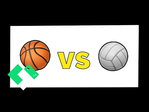 🏀 Basketball vs Volleyball 🏐! Dual Sports Nights Are Back! (Day 1991)