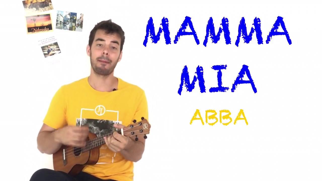 Mamma Mia Chords