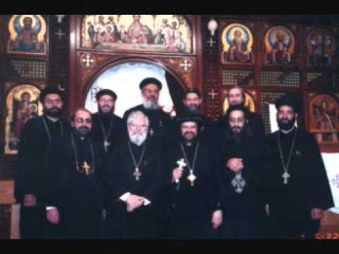 Q&A with Very Rev. Abouna George Dragas at St George and St Rueiss Coptic Orthodox Parish, Toronto