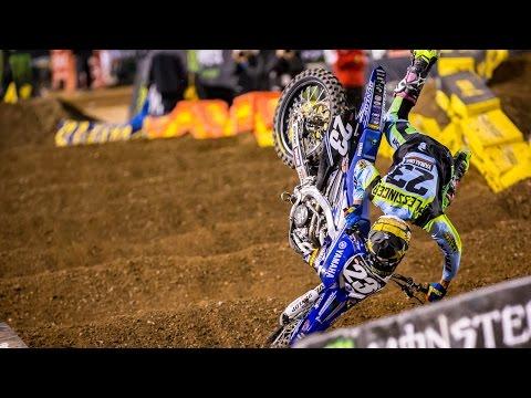 250SX Highlights: Salt Lake City - Monster Energy Supercross
