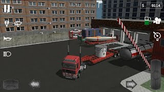 Cargo Transport Simulator - Android Gameplay | Android12Games screenshot 5