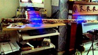 arduino 74hc595 32 leds