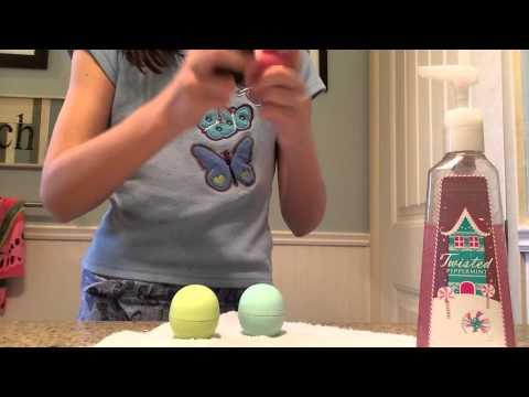 How To Clean Eos Lip Balm