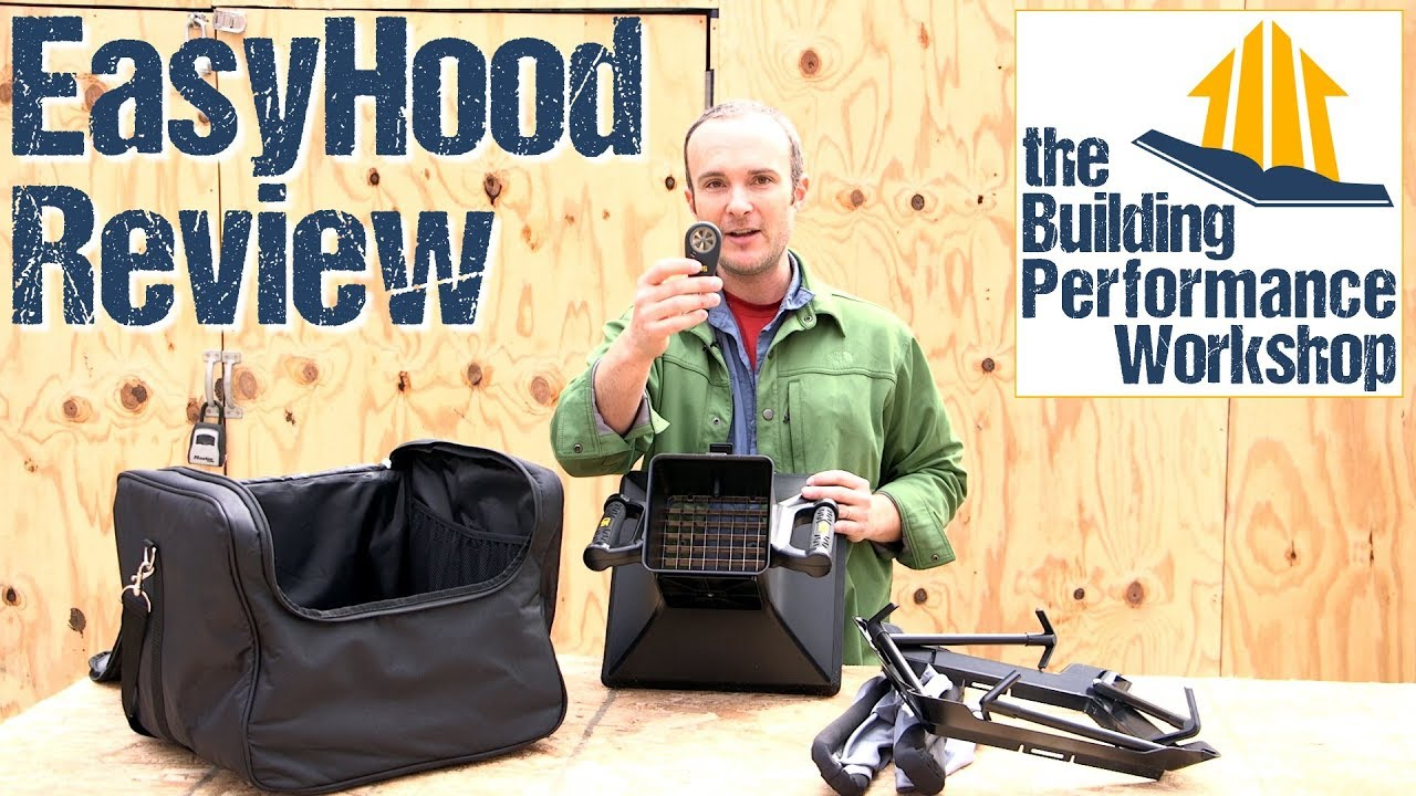 $400 CPS ABM EasyHood Review: Airflow Testing Tool of the 21st Century