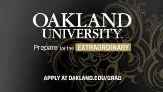 Radish Creative Pre roll for Oakland University