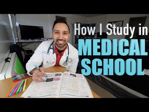 How I Study in Medical School I Study smart and effectively!