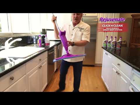How To Unclog Your Click n Clean Multi-Surface Spray Mop