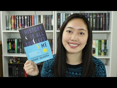 History Is All You Left Me by Adam Silvera | Book Review (Spoiler-Free)