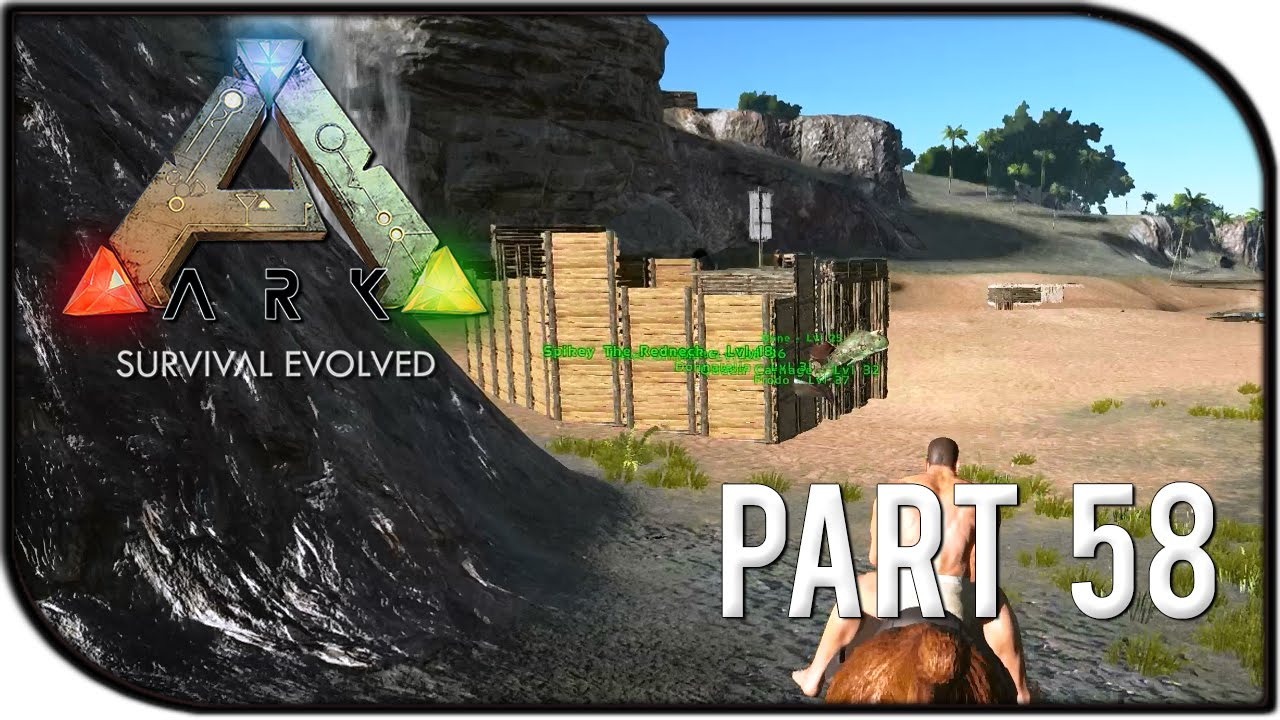 "ARK: Survival Evolved Gameplay Part 58 - ""v185.0 Update ..."