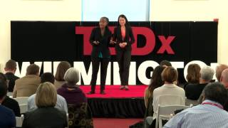 Our Common Core: Ancestry DNA-Hope for Humanity | Anita Foeman & Bessie Lawton | TEDxWilmingtonSalon
