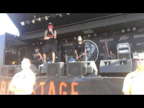 Deuce -Undead (9Lives) 2012 Utah Uproar Salt Lake city Front Row HD