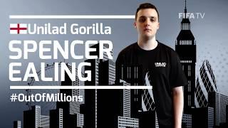 """Players to Watch - Spencer """"UNILAD GORILLA"""" Ealing"""