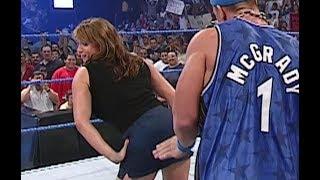 WWE Türkçe Nostalji | NELER OLUYOR? John Cena Ve Stephanie RİNGTE...