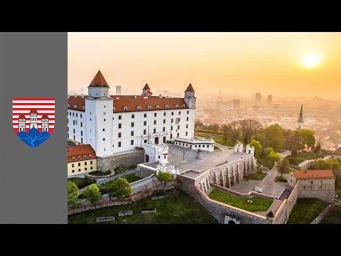 History of Bratislava in Around 5 Minutes