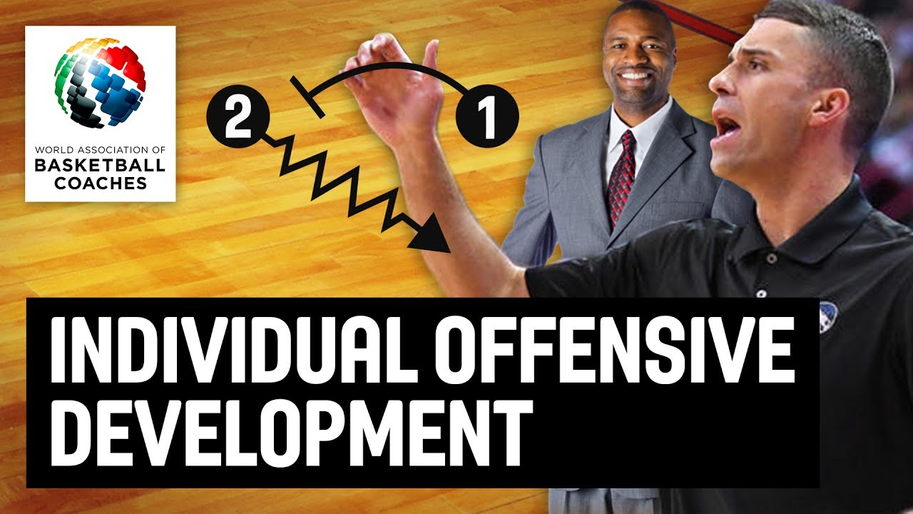 Individual Offensive Development - Jamahl Mosley and Ryan Saunders