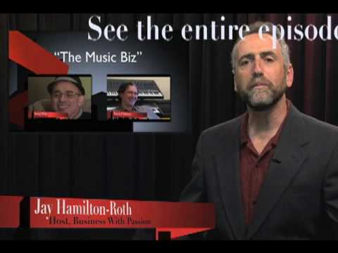 Business With Passion: The Music Biz (Trailer)