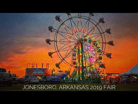 REEL HIGHLIGHTS!! NEA District Fair 2019 (Jonesboro, Arkansas)