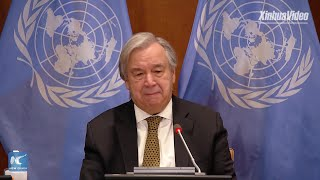 UN chief asks for generous donations for Yemen humanitarian operations