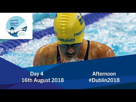 Day 4 Evening | 2018 World Para Swimming Allianz European Championships