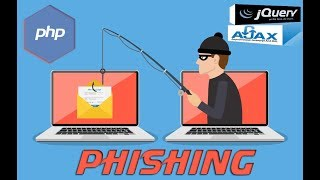 HOW TO CREATE PHISHING PAGE CUSTOM FOR ANY WEB APP FROM SCRATCH USING PHP & AJAX 2018/2019 2/2