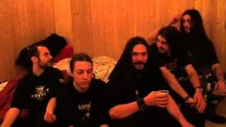 Interview - Burning Flesh