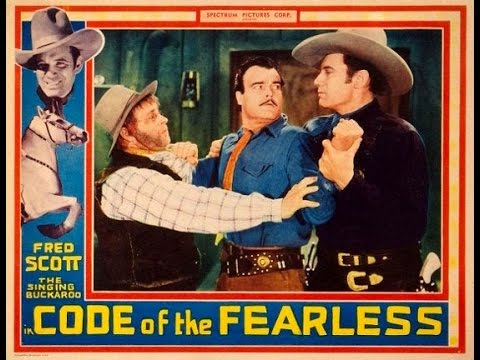 Code of the Fearless Complete full length western movie