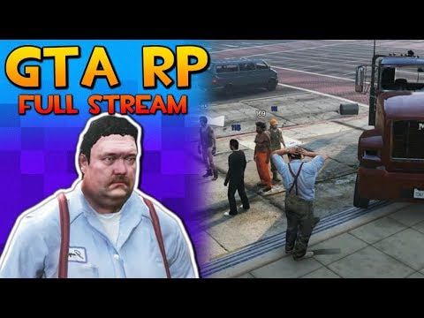GTA RP - Jay Burgerman Hands out his Business Card