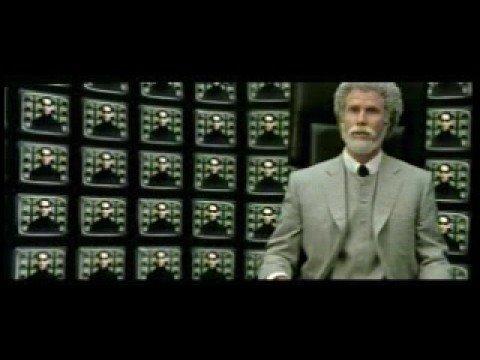 MTV Movie Awards 2003 - Matrix Reloaded Spoof(1)