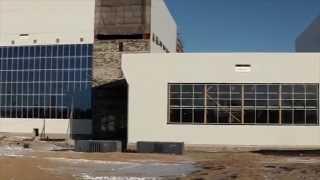 космодром Восточный-технический комплекс. строительство