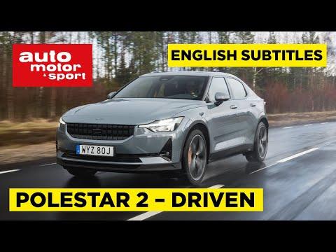 Polestar 2 – First Drive (English Subtitles)