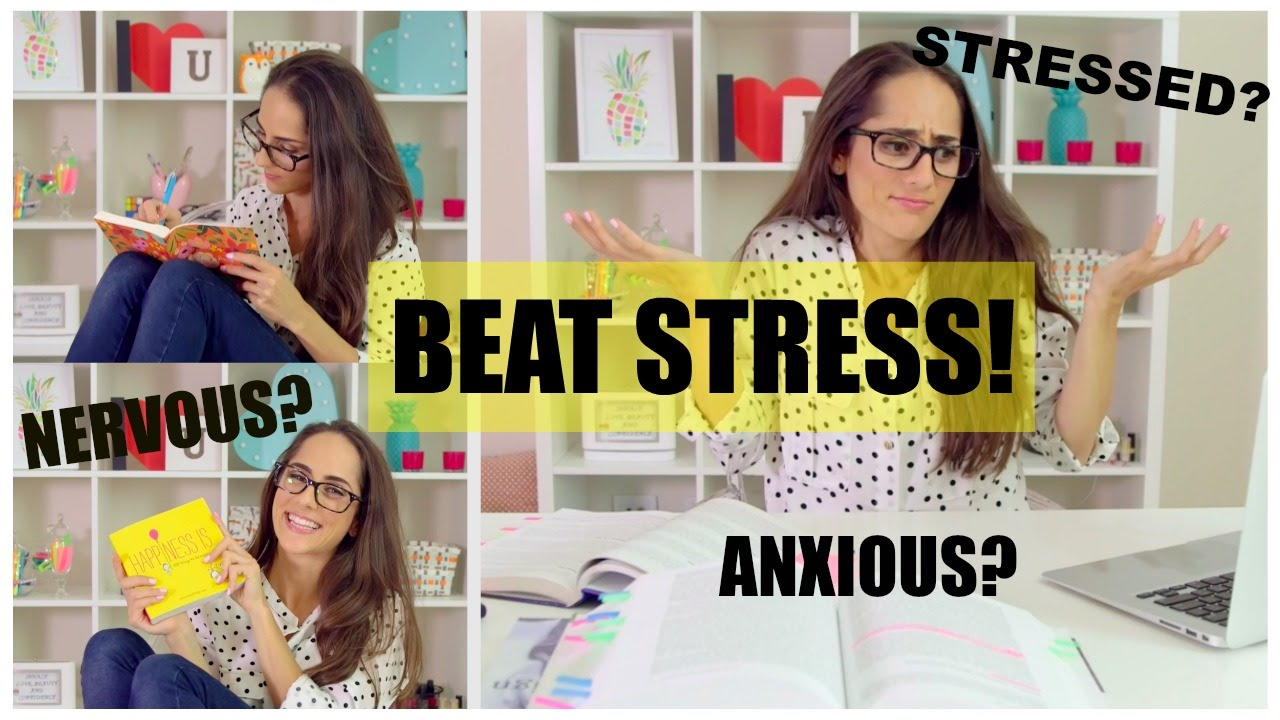Download How to Stress Less and Stay Happy ♡   Top Tips to be at Your Productive Best ✓  