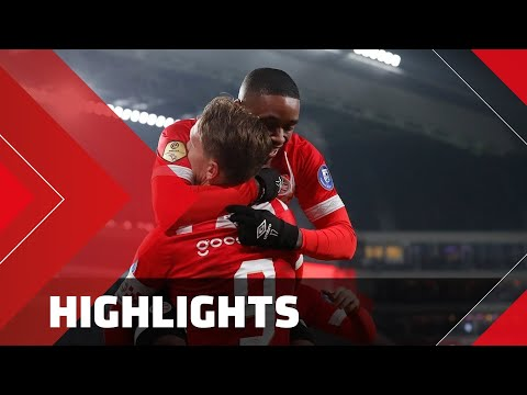 SAMENVATTING | PSV - sc Heerenveen