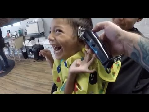 Tagliare i capelli oggi