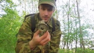 Коп немецких позиций + поле вблизи Кенигсберга