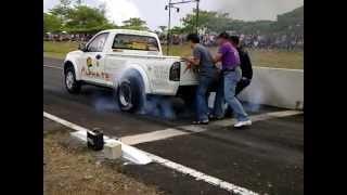 Sandakan Drag Race 2012.Thailand Crew DMax.