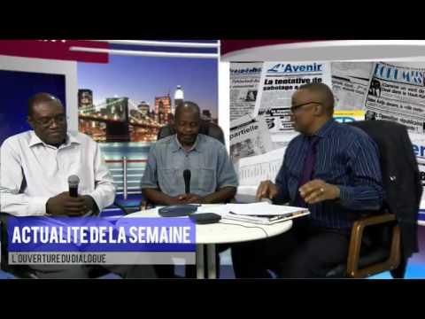 ACTUALITE DE LA SEMAINE: Etienne Tshisekedi réitère son refus