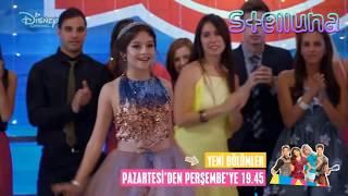 Soy Luna 2.Sezon Yeni bölümler Pazartesi'den Perşembe'ye 19.45'te Disney Channel'da