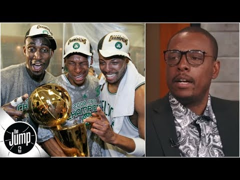 Paul Pierce explains how the 'Ubuntu' Celtics used team meetings to stay together | The Jump