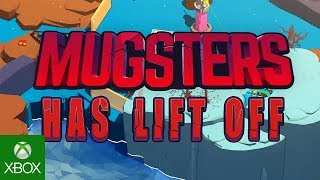 Mugsters: Launch Trailer