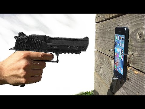 Thumbnail: SHOOT ON IPHONE 5!! Will it Survive?