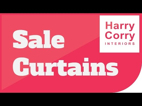 Harry Corry Sale Curtains