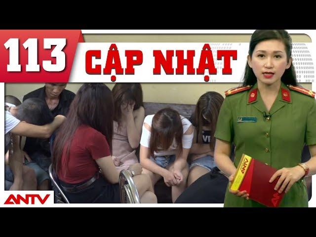 Bản tin 113 Online Cập nhật | Tin tức | Tin nóng mới nhất | ANTV
