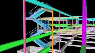 Structural Steel Virtual Building (vbe™)