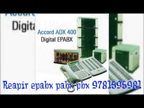 epabx pabx pbx Repair programming manual Amritsar 9781595981